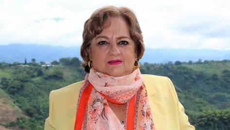 María Lucelly Ramírez, comprometida con los recursos naturales