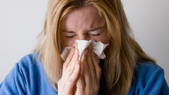 Self-medication in case of respiratory infection can lead to pneumonia