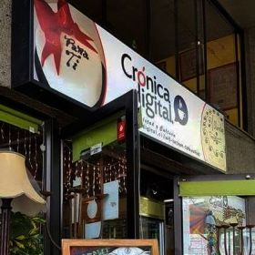 Visita Cafe Cronica Digital