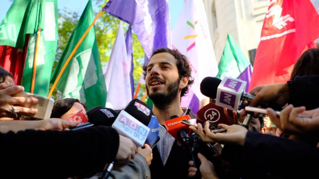 Oficializan candidaturas en Chile para primarias presidenciales