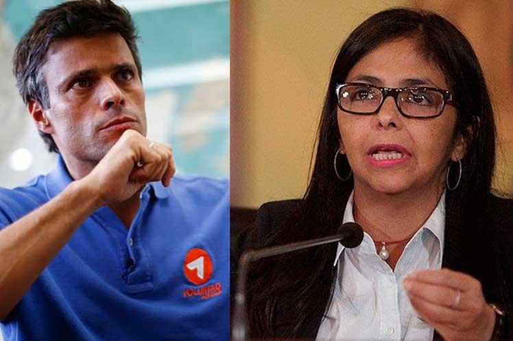 Ex presidentes piden permiso a Maduro para visitar a Leopoldo López — Venezuela