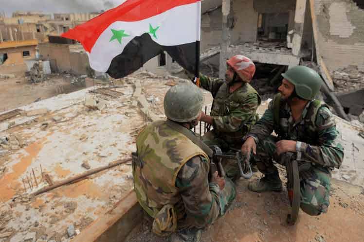 Ejército sirio libera último feudo de Daesh en el este de Alepo