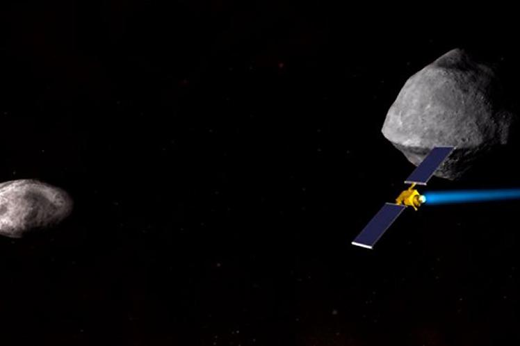 Revelan plan para desviar asteroides peligrosos para la Tierra — NASA
