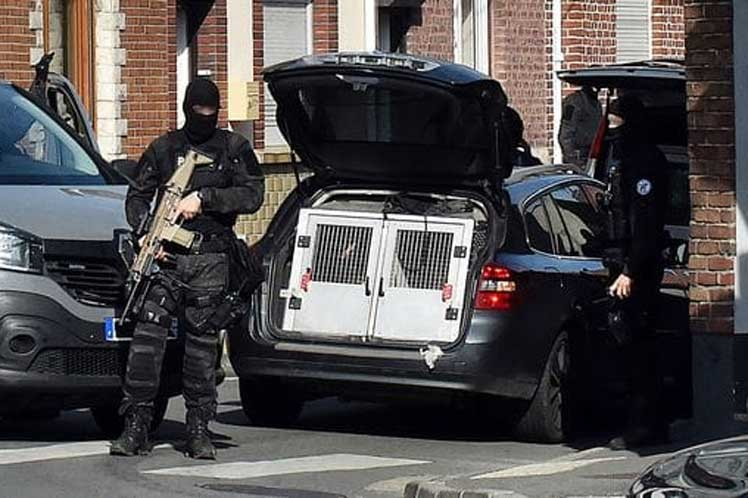 Bruselas: cuatro detenidos durante una operación antiterrorista
