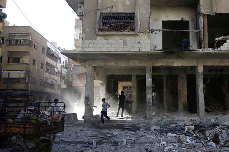VENEZUELA: Un muerto y seis heridos tras atentado en Damasco