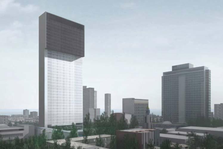 El hotel más alto de Cuba se construirá en La Habana