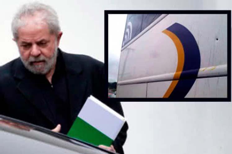 Se define el futuro de Lula da Silva — Preso o presidente
