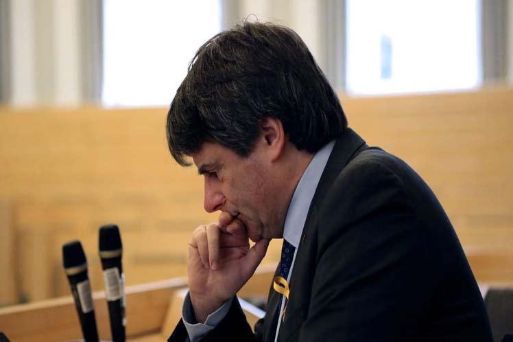 Alemania dejó en libertad a Puigdemont y descartó el delito de rebelión