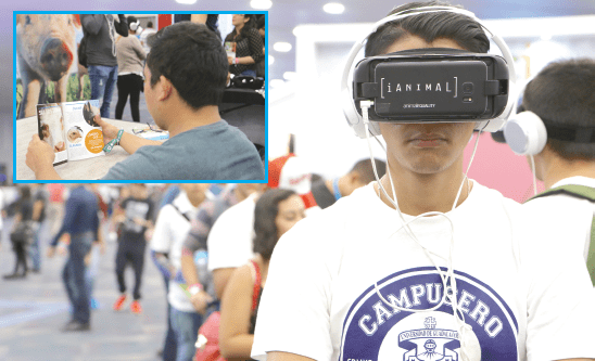Igualdad Animal: iAnimal revoluciona la protección animal en Campus Party   La Crónica de Hoy - Jalisco