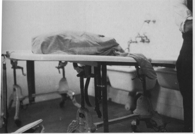 marion parker autopsia