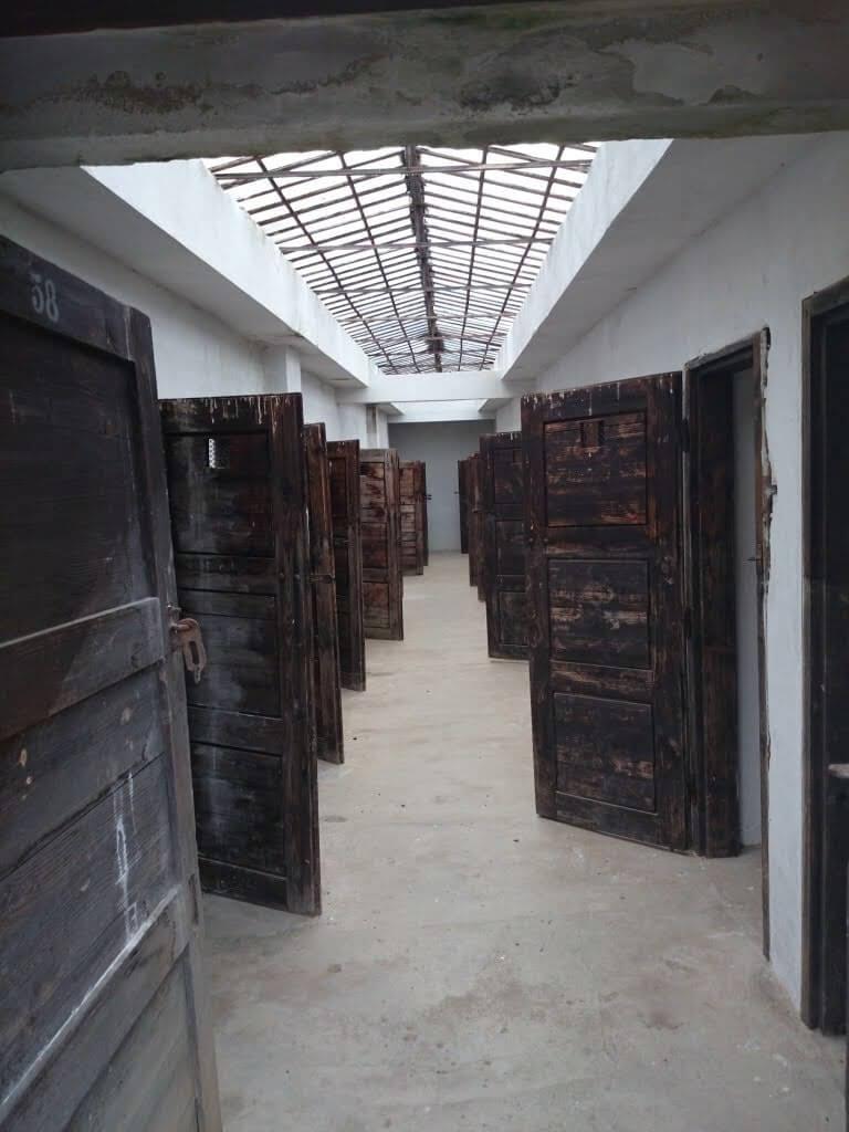 Módulos especiales. Campo de Concentración Terezin. Cementerio Terezin Memorial.Praga