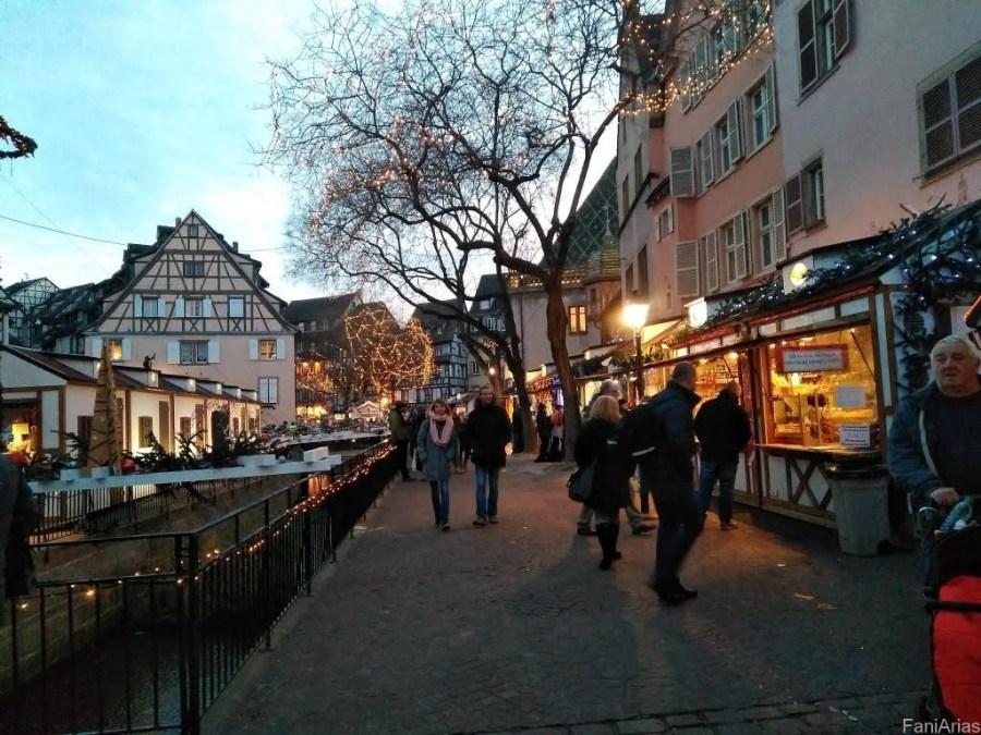 Colmar y Mulhouse en Navidad.