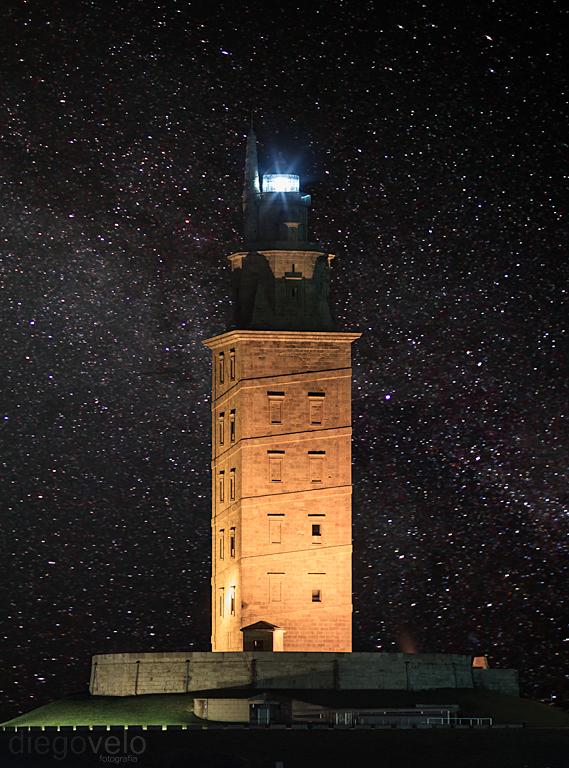 Leyenda de la torre de Hércules