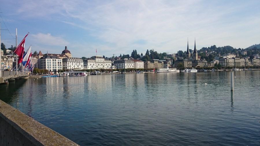 Lucerna.. Suiza