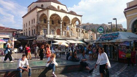 Plaza de Monastiraki