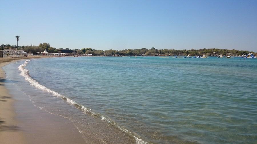 Playas de Atenas, Centro de Atenas y Pireo. Glyfada