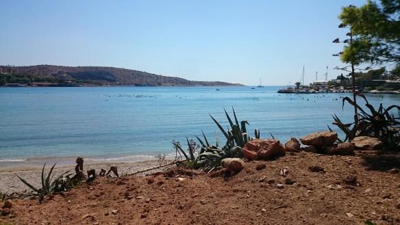 Playas de Atenas, Centro de Atenas y Pireo.