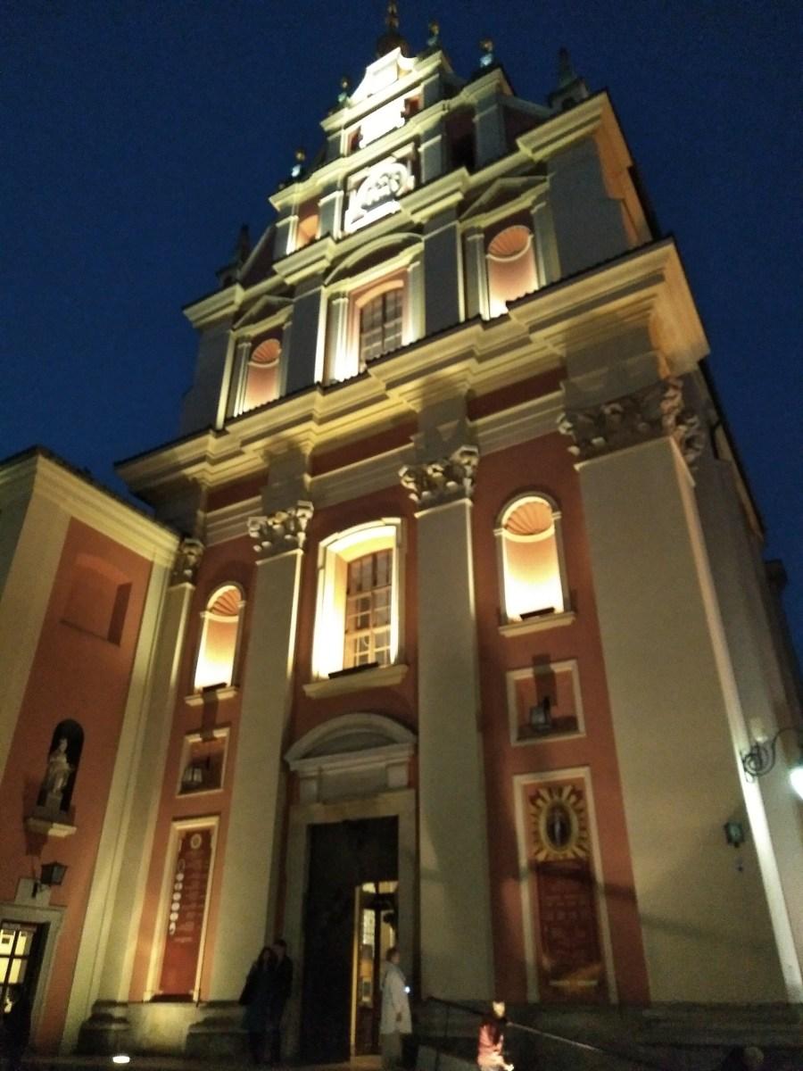 Catedral de San Juan.Centro histórico de Varsovia.