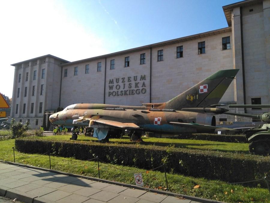 Qué ver en Varsovia. Museo Militar