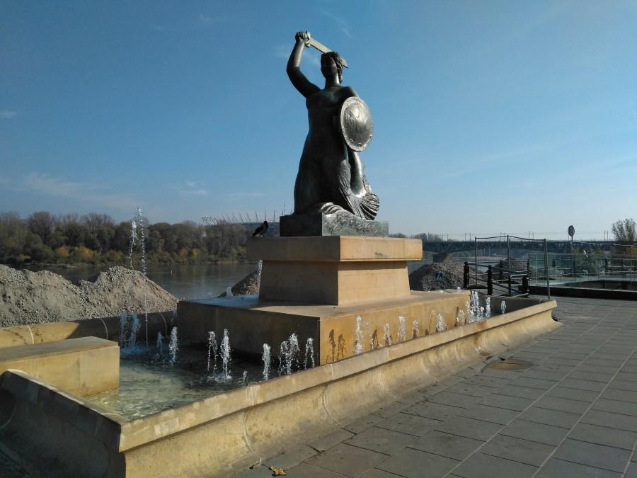 Qué ver en Varsovia. Vístula