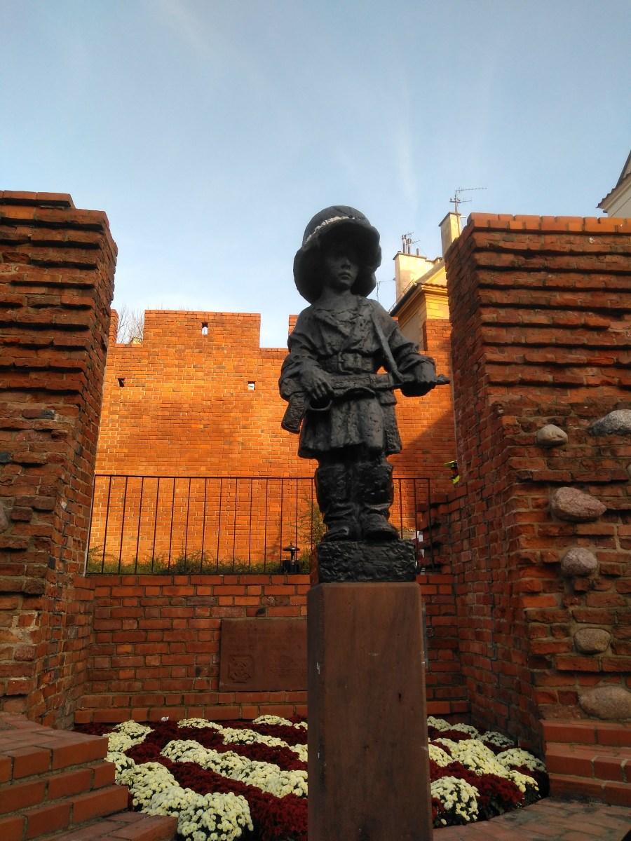 Qué ver en Varsovia. Pequeño Insurgente