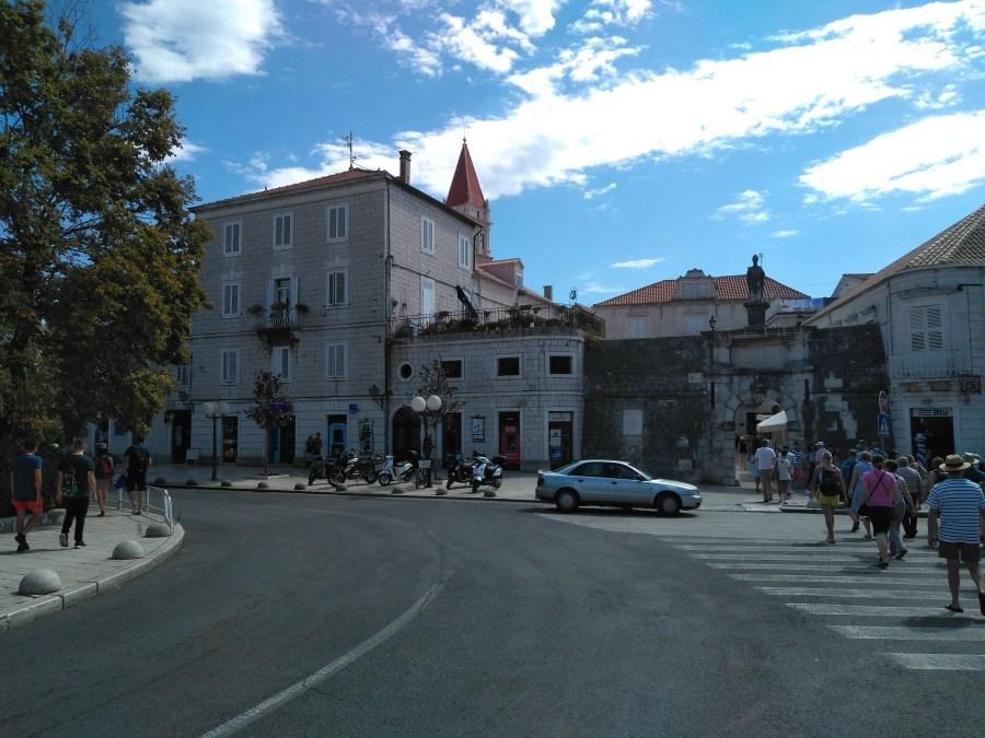Qué ver en Sibenik y qué hacer en Trogir, Croacia.