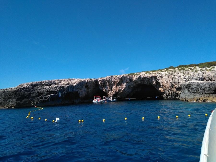 Excursión de Split a Hvar y Blue Cave. Croacia.Green Cave.