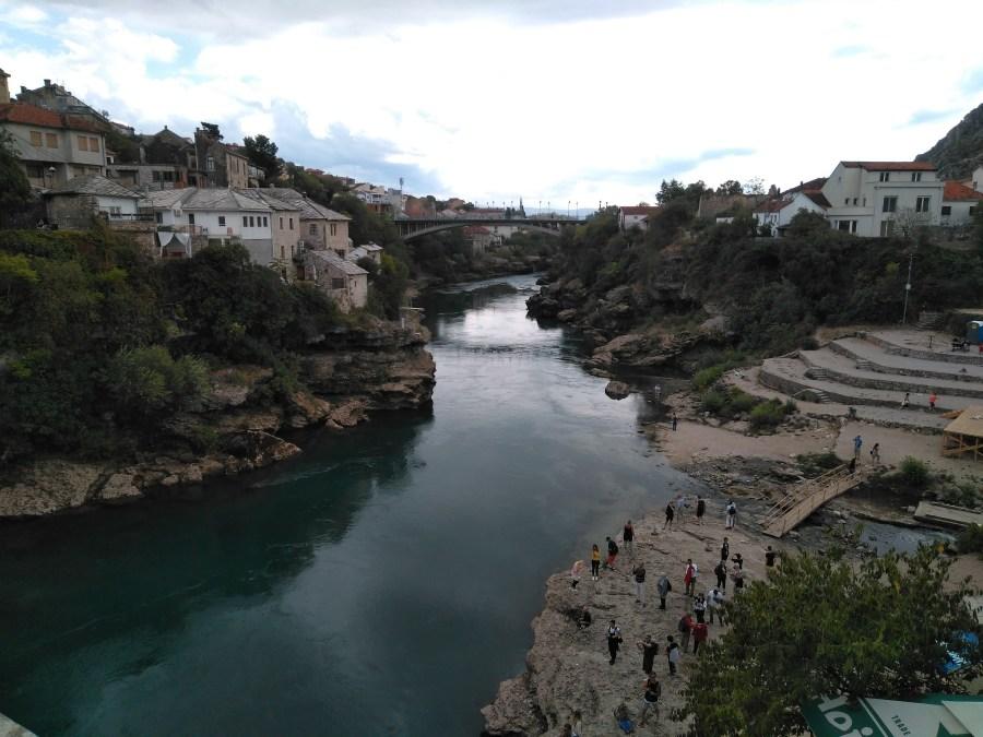 Mostar en un día. Bosnia