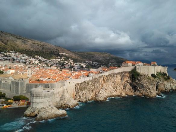 Qué ver en Dubrovnik. Murallas de Dubrovnik. Juego de Tronos.