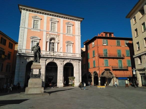 Piazza Garibaldi.