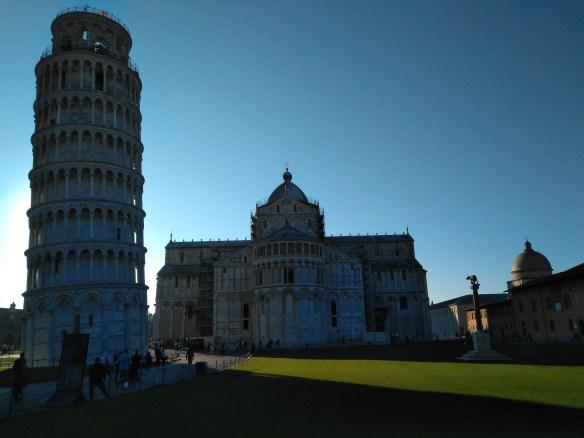 Pisa ¿qué ver en un día? Torre Inclinada de Pisa, Catedral de Pisa y Camposanto.