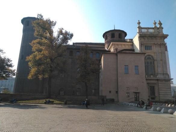 Un día en Turín, Italia.