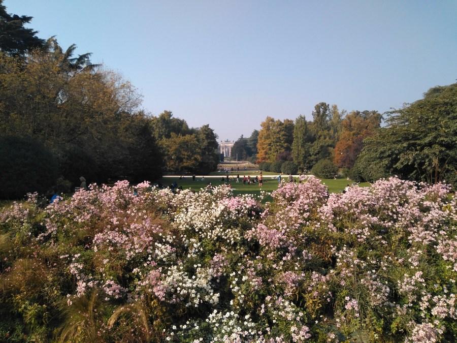 Qué ver en Milán en un día. Parque Sempione.