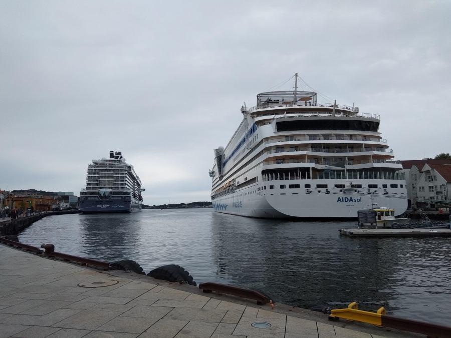 Puerto de Stavanger.