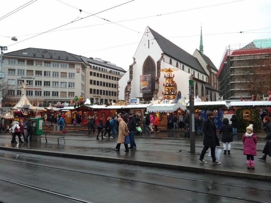 Qué ver en Basilea en un día navideño.