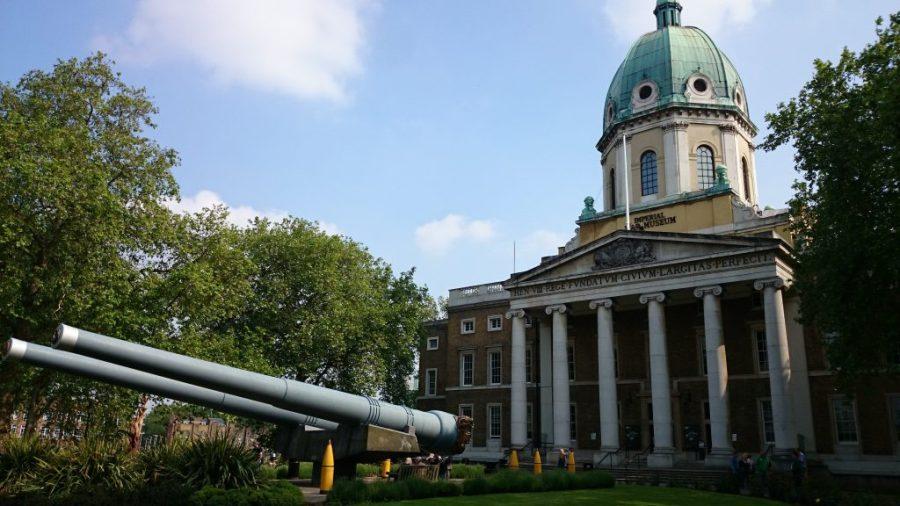 Museo de la Guerra. Sitios que visitar en Londres.