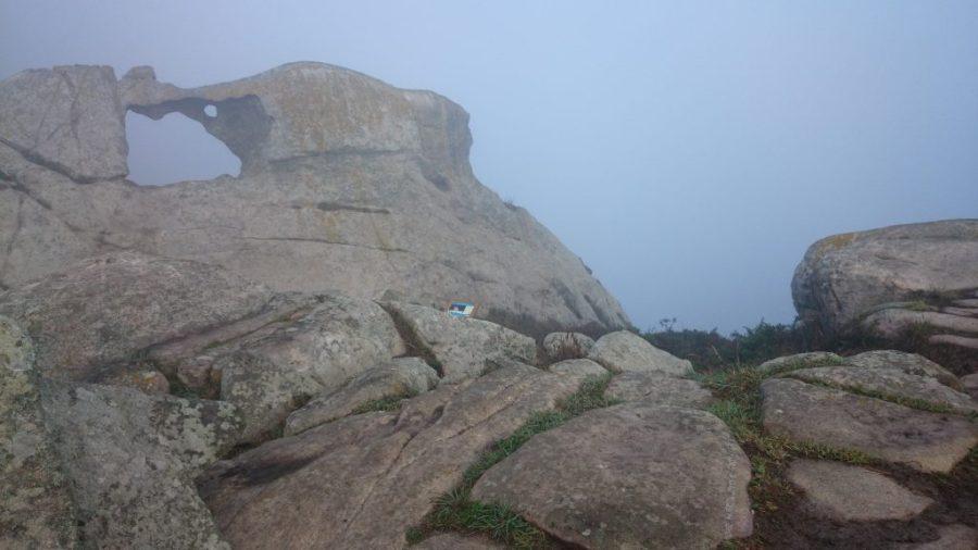 La famosa Pedra da Campá