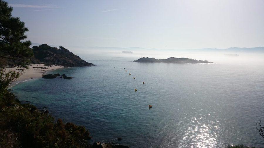 Playas Islas Cíes. Playa de Nosa Señora.