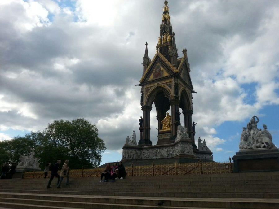 Albert Memorial Londres