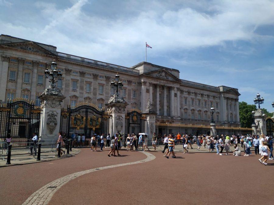Qué ver en Londres en 2 días. Imprescindibles en Londres. Palacio de Bukingham.