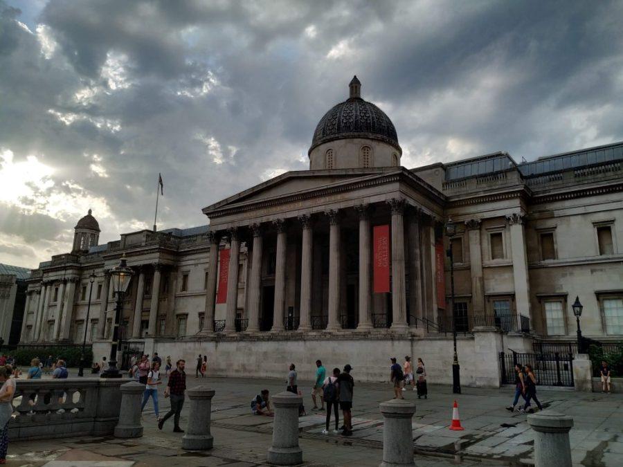 National Gallery. Cosas gratis en Londres.