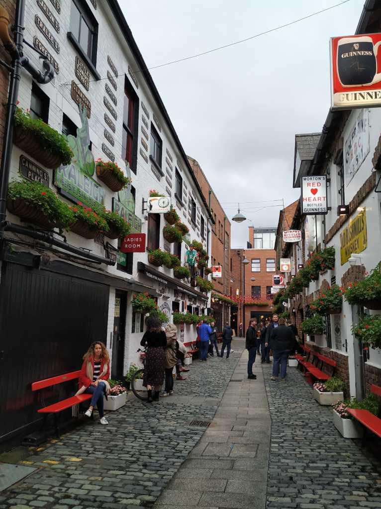 Qué ver en Belfast. Centro de Belfast.