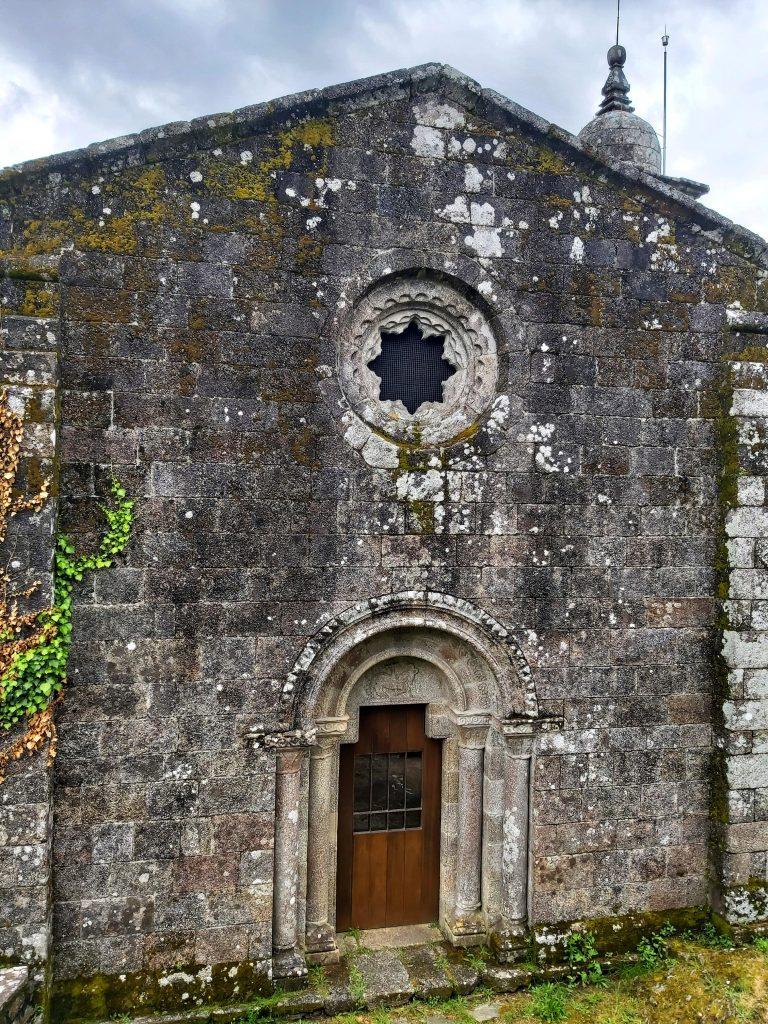 Monasterio de Caaveiro. Iglesia de Santa Isabel.