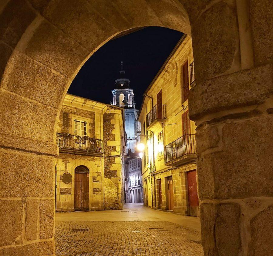 Qué ver en Lugo. Catedral desde la Plaza del Campo.