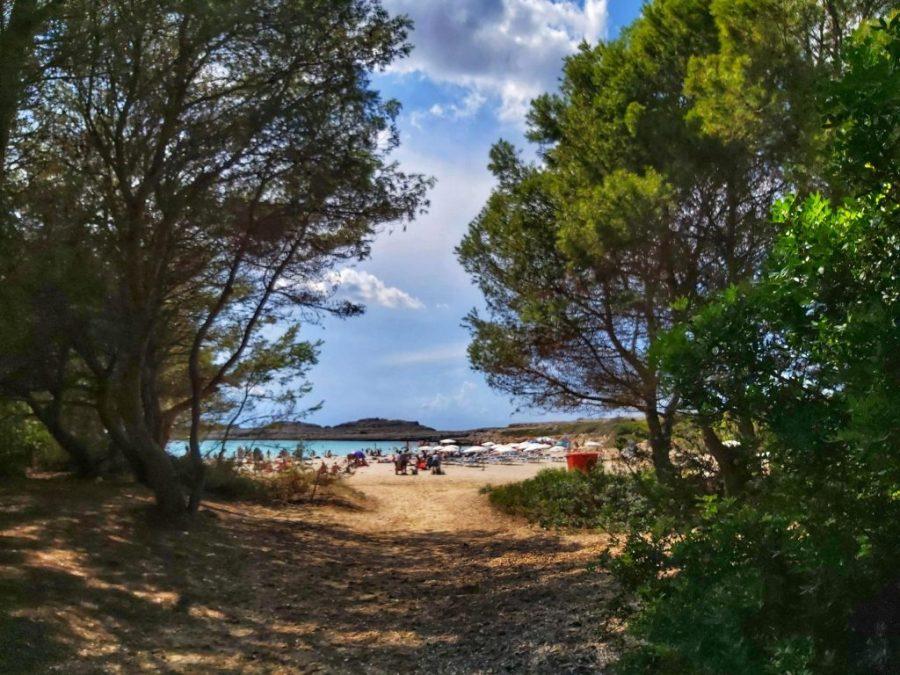 Playas de Binibeca en Menorca