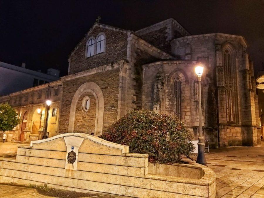 Iglesia del Convento de San Domingo