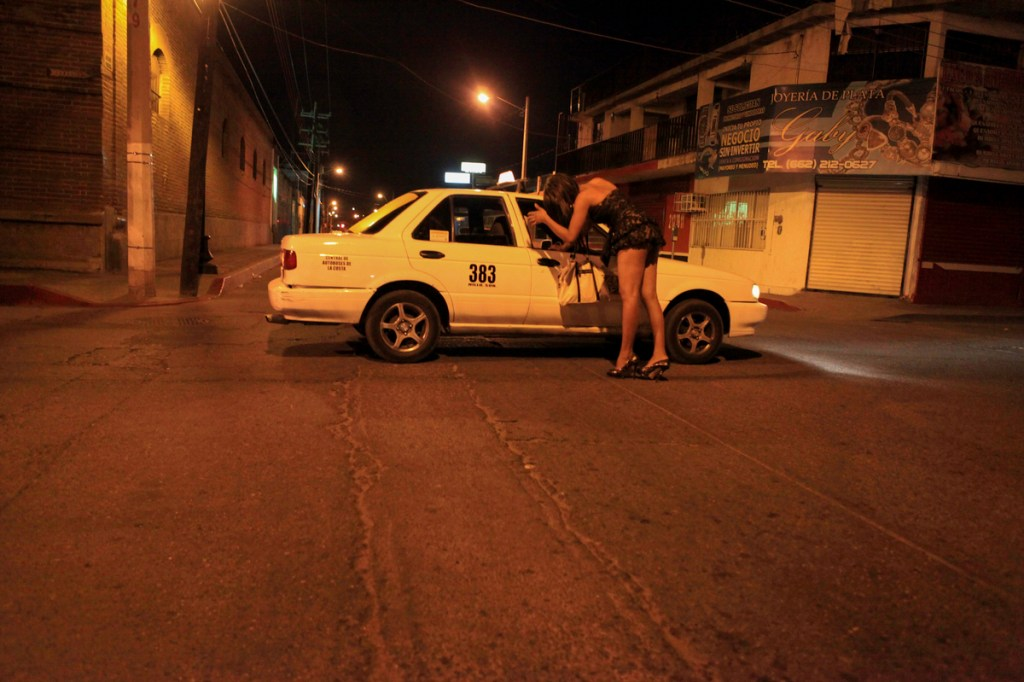 Sex Workers in Northeastern Mexico