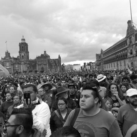 Arne Aus den Ruthen Haag: ese loco luchador social que está despertando a la Ciudad de México