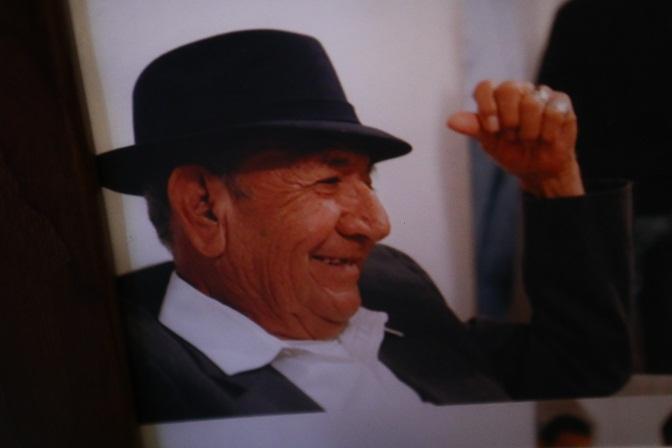 Enrique Preciado, el perico .... ©Foto: LuisGutierrrez/NortePhoto.com