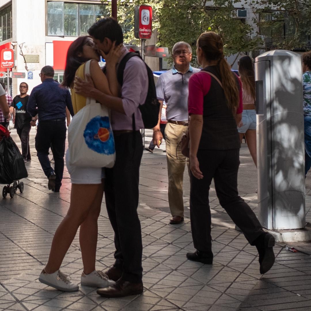 Amor en la ciudad